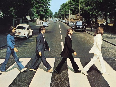 Where did The Beatles do their Abbey Road cover photo and how to watch a live stream of the road?