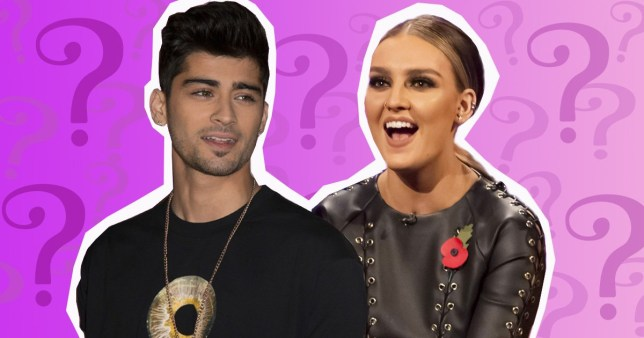 Perrie Edwards Zayn Malik.jpg Perrie Edwards teases more 'even more personal' stories she has on Zayn Malik