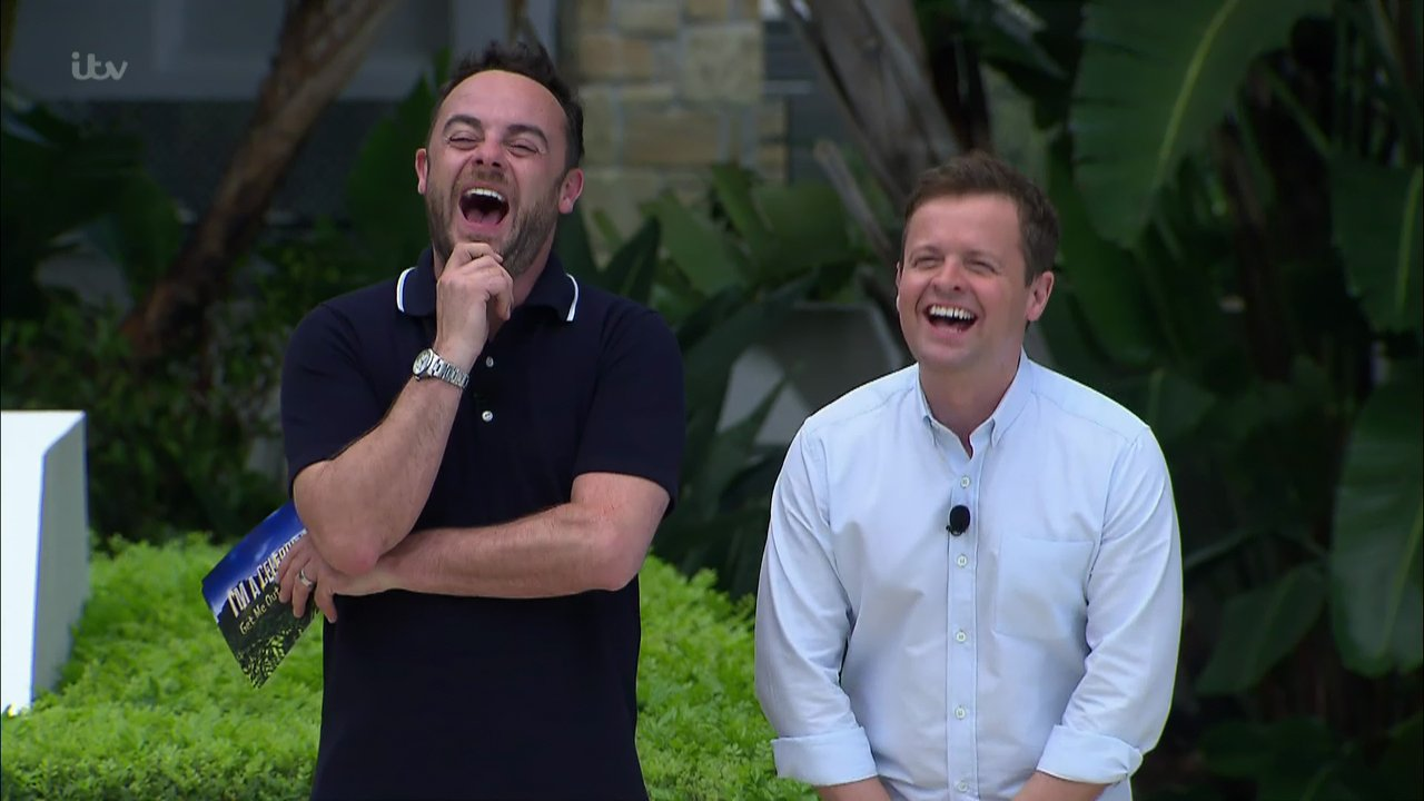 Ant and Dec annoyed a LOT of viewers with their 'distasteful' Stephen Hawking gag on I'm A Celebrity