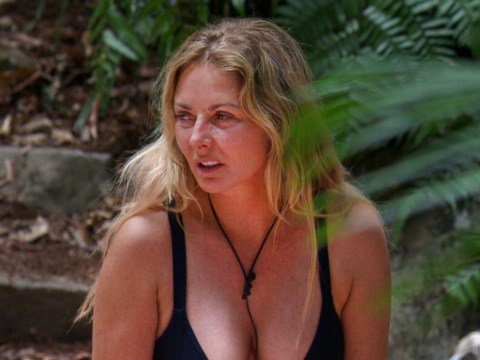 Carol Vorderman's late-night flirting with a toad is the highlight of I'm A Celeb so far