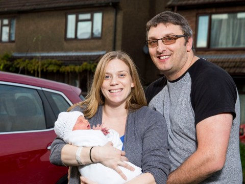 Ambulance worker gave birth in car because she didn't want colleagues 'to see her privates'
