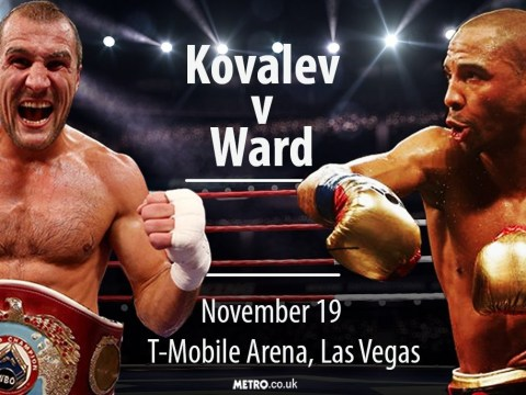 Sergey Kovalev vs Andre Ward: Big fight preview as we pit the boxers' head-to-head with stats and form guide