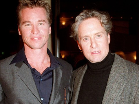 Val Kilmer says 'classy' Michael Douglas has apologised for false cancer claims
