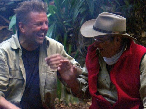 I'm A Celebrity 2016: Danny Baker and Martin Roberts finally make up after row