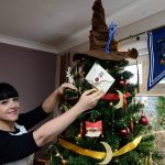 We Can T Believe How Great This Harry Potter Christmas Tree Is Metro News