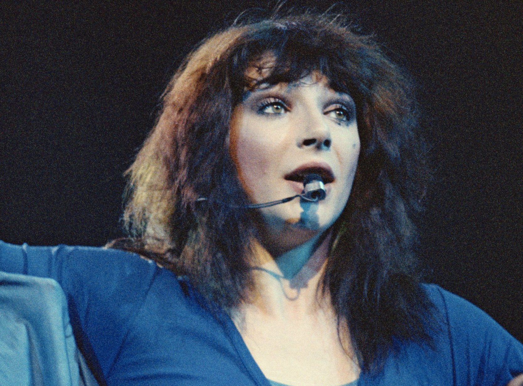 Kate Bush reveals why she had a 35 year break from the stage