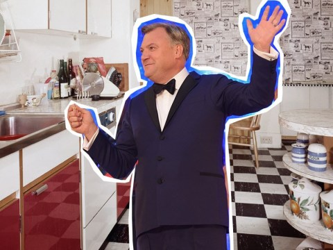 WATCH: Ed Balls shows off more 'seductive' footwork in his kitchen after his Strictly elimination