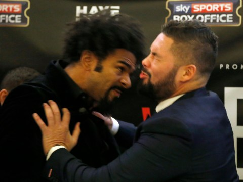 Tony Bellew and David Haye in danger of losing boxing licenses if there is another bust up