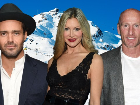 The Jump 2017: Spencer Matthews, Caprice and Gareth Thomas join ski contest's fourth series line-up