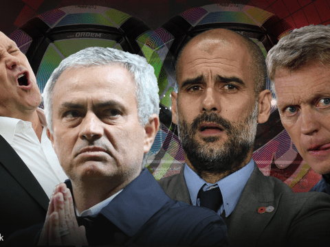 Jose Mourinho among our nominees for the Worst Manager of the Month award