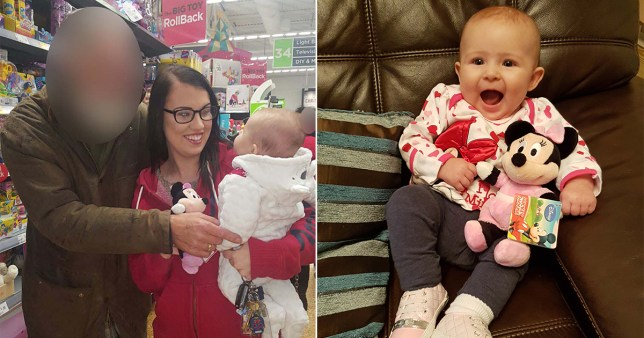 Man insists he buys woman's child a toy for Christmas, to fill the lonely hole in his heart from the loss of his wife