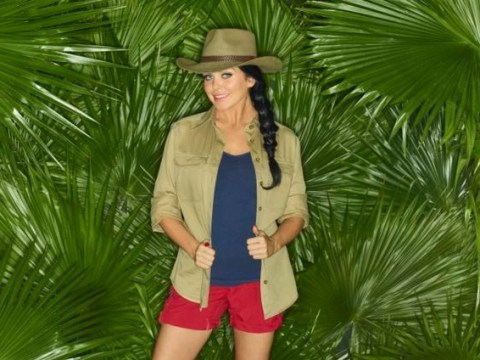 Scarlett Moffatt's got no plans to take a shower in the I'm A Celeb jungle