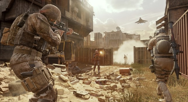 Call Of Duty: Modern Warfare Remastered (PS4) - boots on the ground