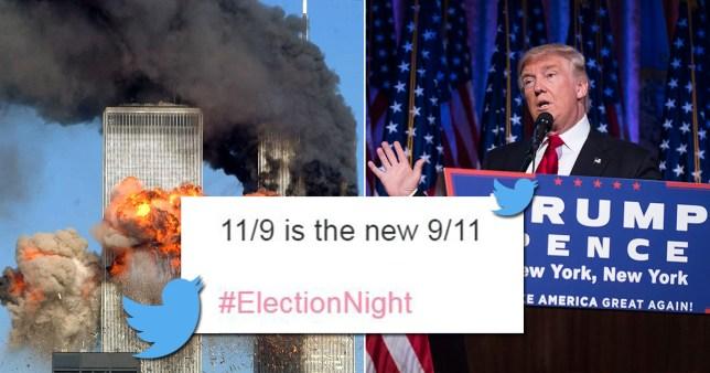 9/11 comparisons