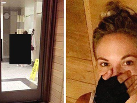 Playboy's Dani Mathers denies Snapchat body-shaming of 70-year-old in shower