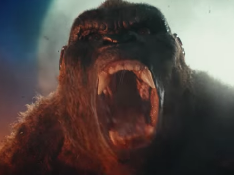 We're going ape over the new full trailer for Kong: Skull Island