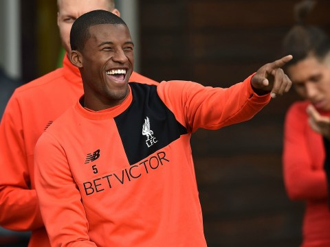 Georginio Wijnaldum reveals how Jurgen Klopp convinced him to join Liverpool
