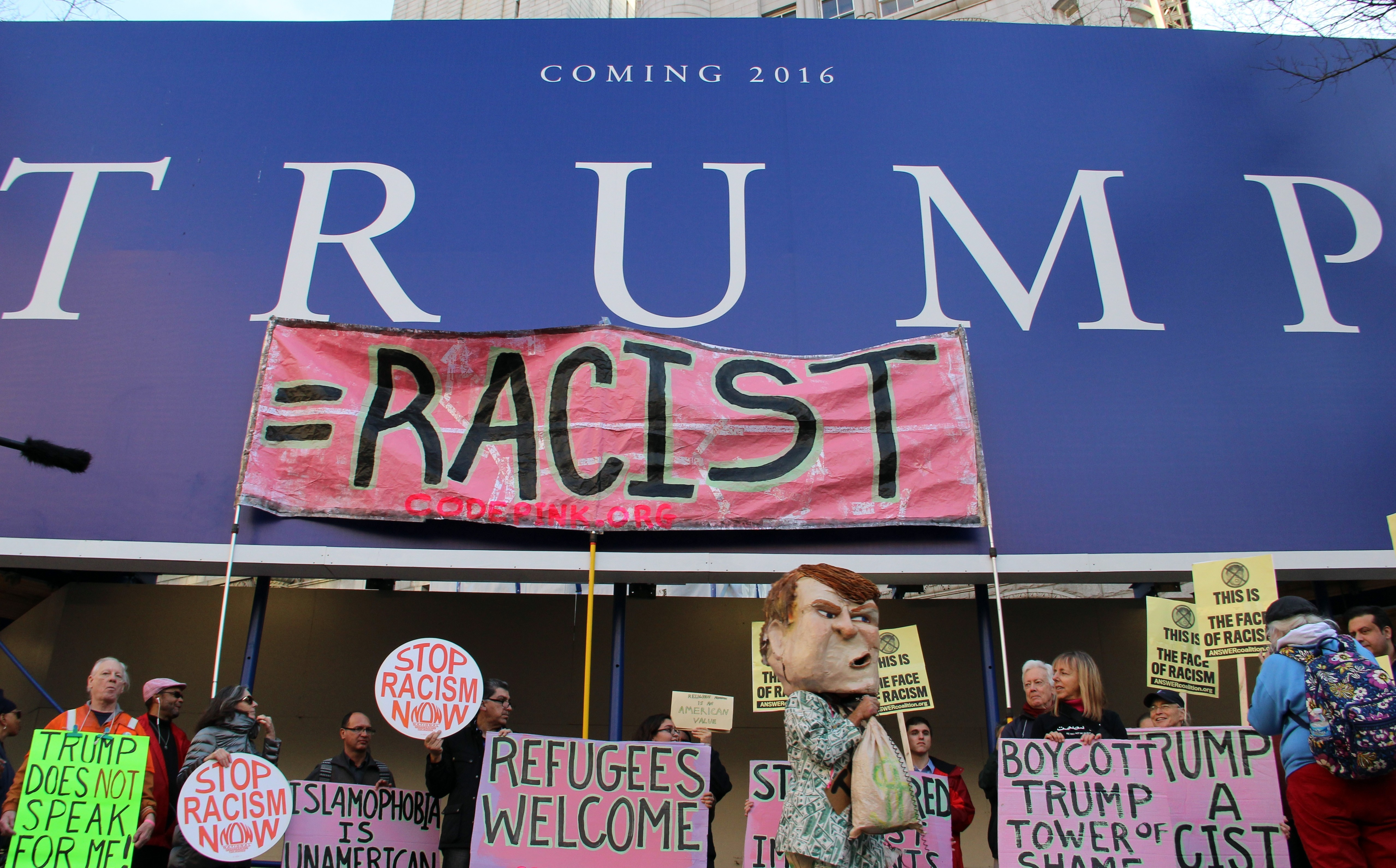 Calling people racist doesn't actually make them less racist (Picture: Getty Images)