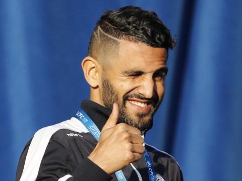 Riyad Mahrez trolls Tottenham over 'funniest moment' in Leicester City's title-winning season