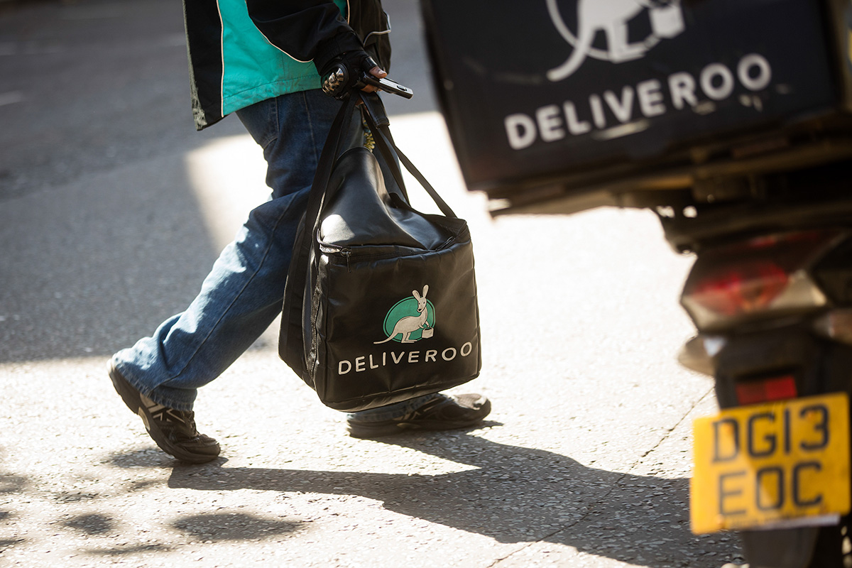 Deliveroo accounts hacked and hundreds of pounds worth of food stolen