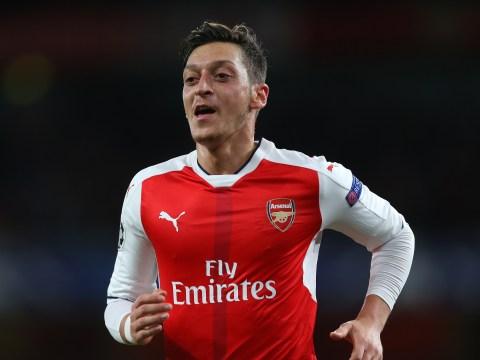 Arsenal manager Arsene Wenger admits that Mesut Ozil used to be lazy