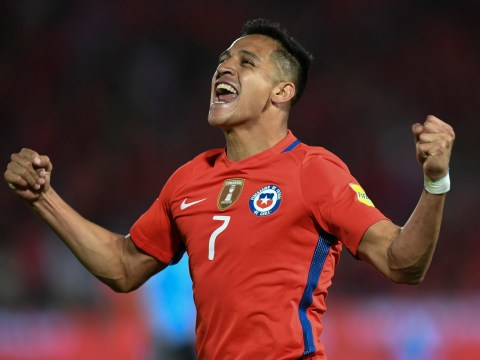 Arsenal face new row with Chile over Sanchez's involvement in January tournament