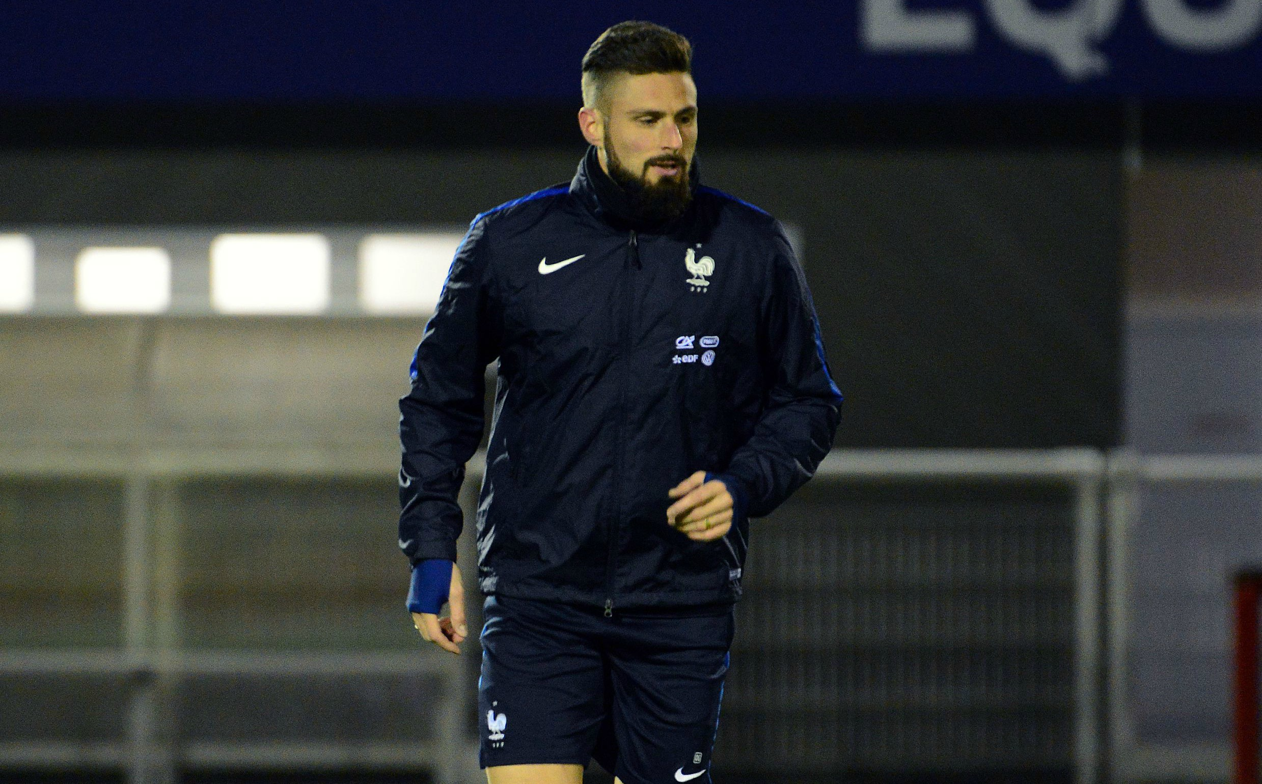 Arsenal star Olivier Giroud still not fully fit, claims France manager Didier Deschamps