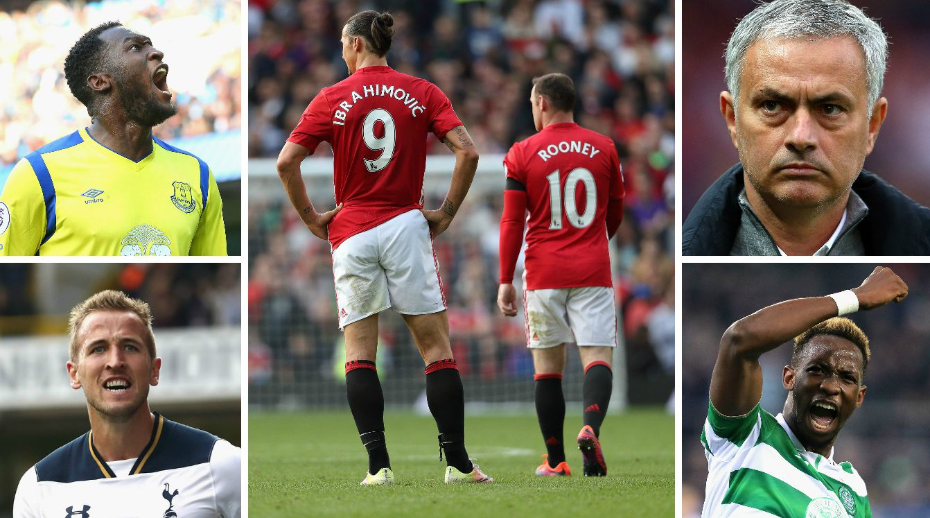 Five young strikers who could help replace Zlatan Ibrahimovic and Wayne Rooney at Manchester United