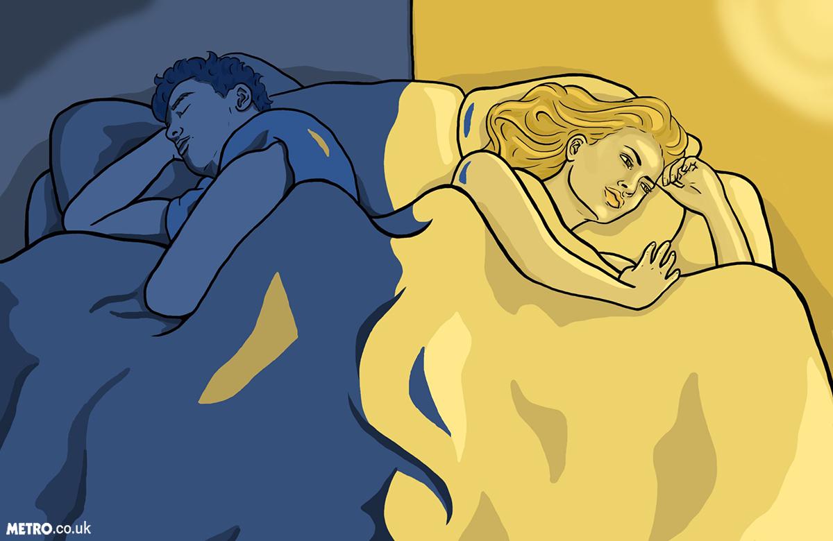 When your partner has depression Credit: Deirdre Spain