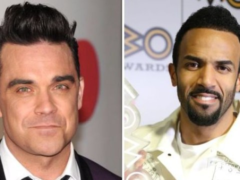Robbie Williams and Craig David will take to the stage at the BBC Music Awards