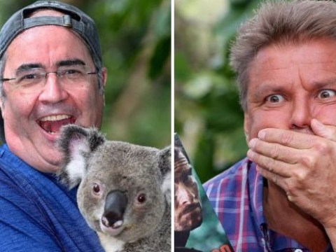 Danny Baker and Martin Roberts to join I'm A Celebrity later this week