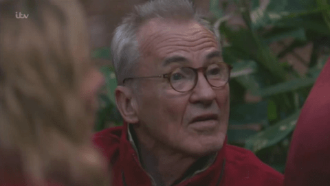 Larry Lamb shares his heartbreak over long-lost secret daughter that he hasn't seen in 46 years on I'm A Celebrity