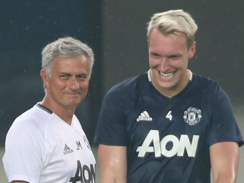 Manchester United star Phil Jones supports 'passionate' Jose Mourinho following touchline outburst