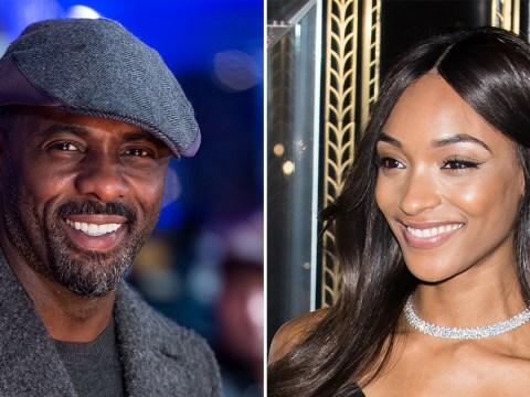 Idris Elba 'leaves MTV EMAs 2016 with model Jourdan Dunn'