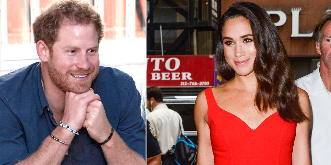 Prince Harry confirms he's dating Meghan Markle but he's not happy