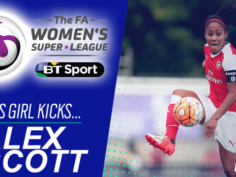 This Girl Kicks… Alex Scott: Man City's Jill Scott is my player of the year and Mesut Ozil can inspire Arsenal to great things