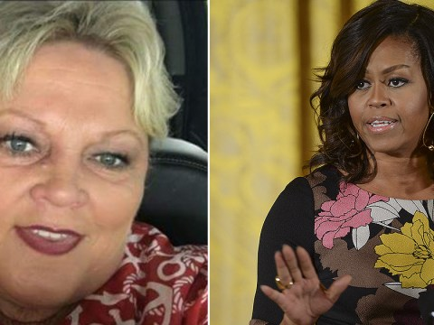 Official who called Michelle Obama an 'ape in heels' has been fired – again