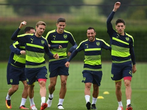 Arsenal star Nacho Monreal drops massive hint he's fit to face Tottenham