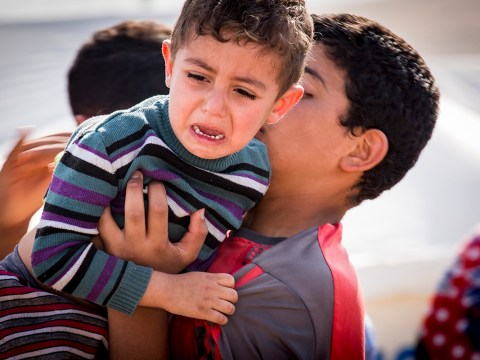 Inside the Mosul camps facing the world's largest humanitarian crisis