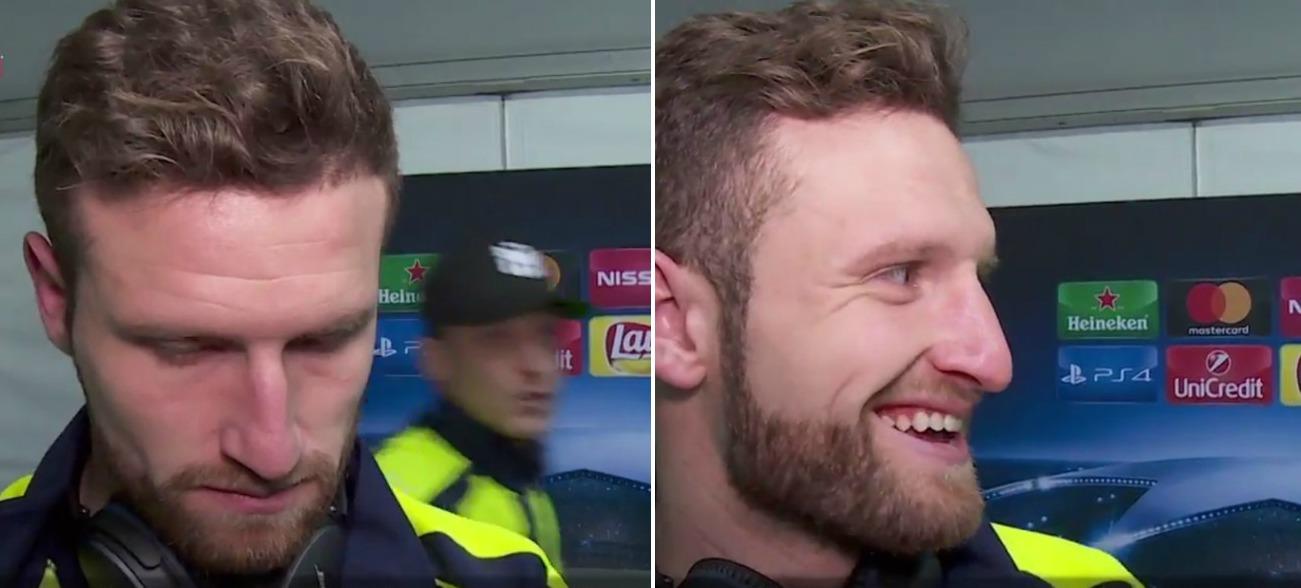 Arsenal star Shkodran Mustafi jokes Mesut Ozil was offside for wondergoal at Ludogorets