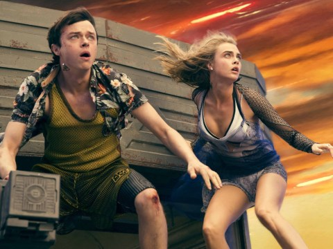 Valerian's new trailer shows Cara Delevigne and Dane DeHaan's chemistry is out of this world