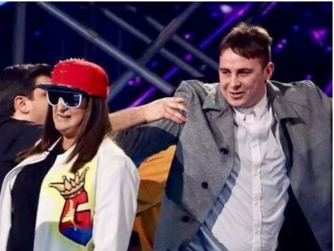The X Factor viewer presents 'evidence' that Honey G's 'stage invasion' was faked