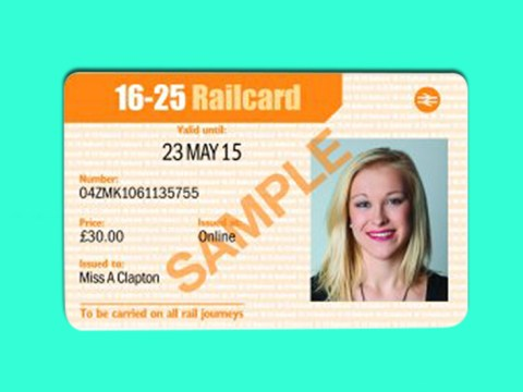 For one week only, the 16-25 Railcard is dirt cheap