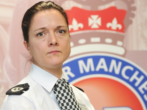Top policewoman popped her left boob out in drunken rant about colleague's breast size