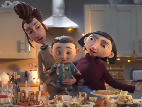 Sainsbury's explain why they included a same-sex couple in their 2016 Christmas advert