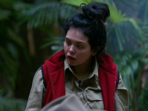 I'm A Celebrity: Scarlett Moffatt learns she's been pooing wrong for 26 years