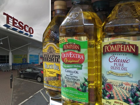 Tesco refused to serve man olive oil for his dog