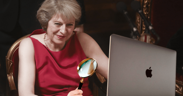 pics - getty The Snooper's Charter Just Became Law - And Now the Government Can Spy On Your Internet Activities