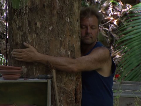 I'm A Celebrity 2016: Martin Roberts reveals that he's a secret tree hugger