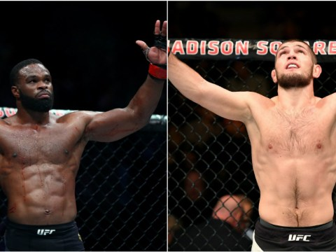 UFC 205 Fighters of the Night: Khabib Nurmagomedov and Tyron Woodley show their class